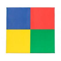 Tapis de motricité 4 couleurs