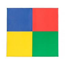 Tapis 4 couleurs