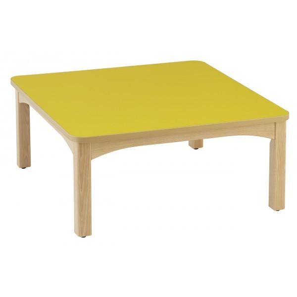Table carrée crèche wikicat