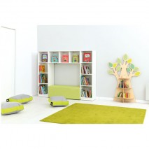 Coin lecture mural enfant