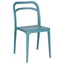 Lot de 4 chaises enfants polypropylène