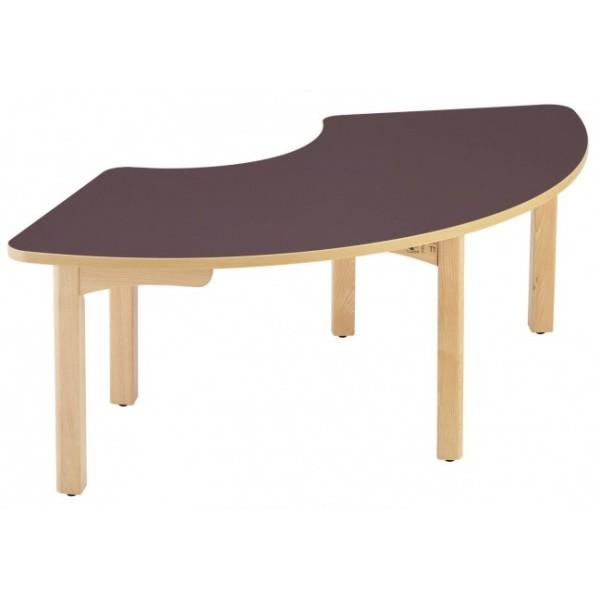 Table 1/3 anneau crèche