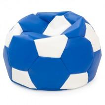 Pouf ballon de foot enfant