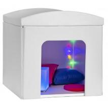 Cabane salle multi-sensoriel