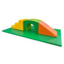 Parcours de motricité «VIADUC » (4 modules)