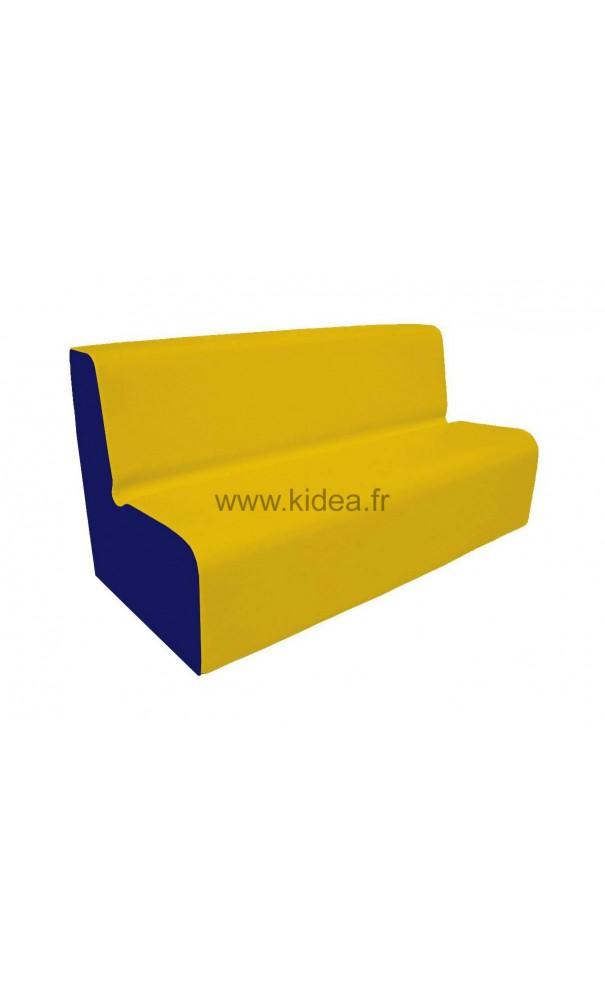 canape 3 places en mousse With tapis de yoga avec hauteur dossier canapé