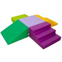 Parcours de motricité « ESTRADE » ( 5 modules)