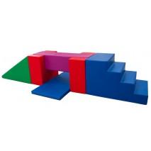 Parcours de motricité « EQUILIBRE » (6 modules)