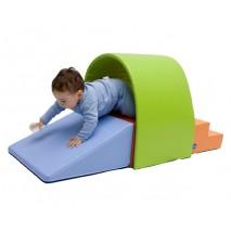 """Parcours motricité bébé """"PETIT TUNNEL"""" (3 modules)"""