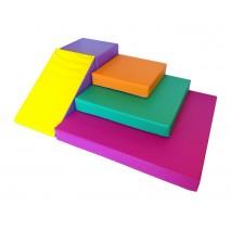 Parcours de motricité « ANGLE » (5 modules)