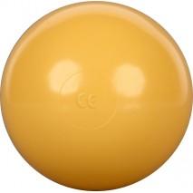 Balles pour piscine - Jaune/Miel