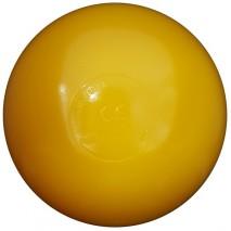 sac balles pour piscine jaune
