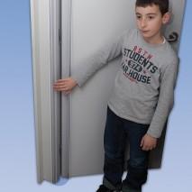 Protection anti-pincement doigts 90° crèche - école