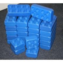 Brique ESDA - Couleur bleu