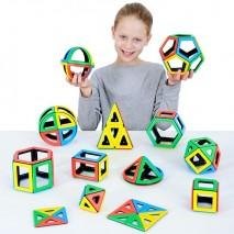 Pack Polydron spécial mathématiques