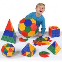 Pack Polydron géométrie