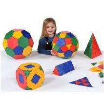 Pack Polydron mathématiques primaire