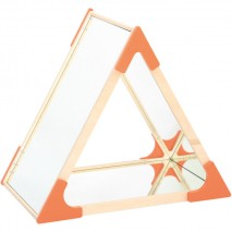 Triangle de miroirs