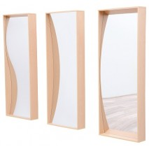 Pack de 3 miroirs déformants