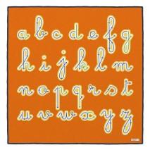 Tapis maternelle/CP - J'apprends à écrire minuscule
