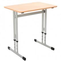 Table scolaire individuelle reglable T3 à T7