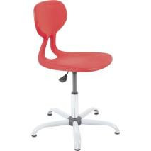 Chaise moderne pivotante sans roue