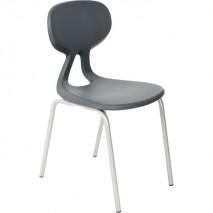 Chaise coque plastique maternelle