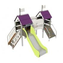 Structure jeux Fripounette Mini Pont