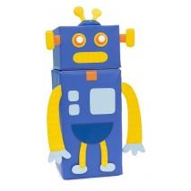 Pack robot de 8 galettes et 1 pouf