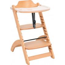 Chaise haute ajustable