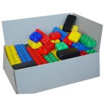 Pack 3 - 106 briques géantes ESDA