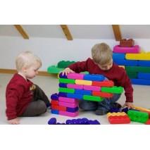 Pack 1 - 55 briques médium