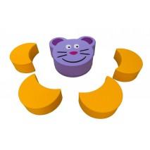 Mobilier mousse souris