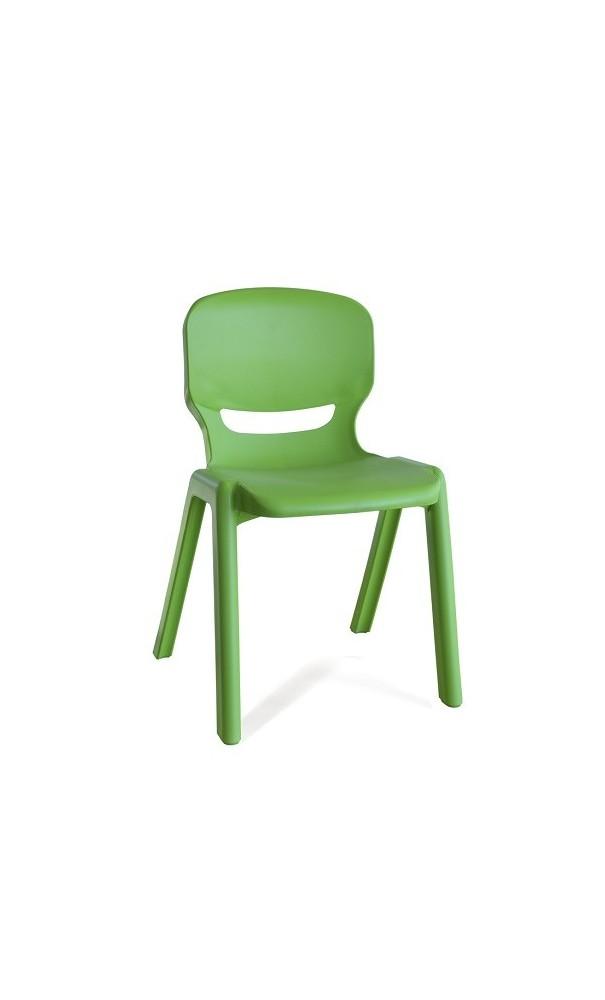 chaise en polypropyl ne pour enfant de de 3 ans. Black Bedroom Furniture Sets. Home Design Ideas