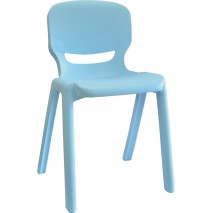 Lot 2 chaises polypropylene - Taille 05