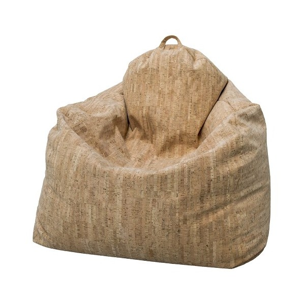 Pouf sofa en liège