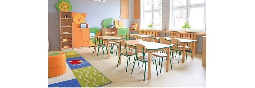 Mobilier Ecole Maternelle Et Garderie Kidea Fr