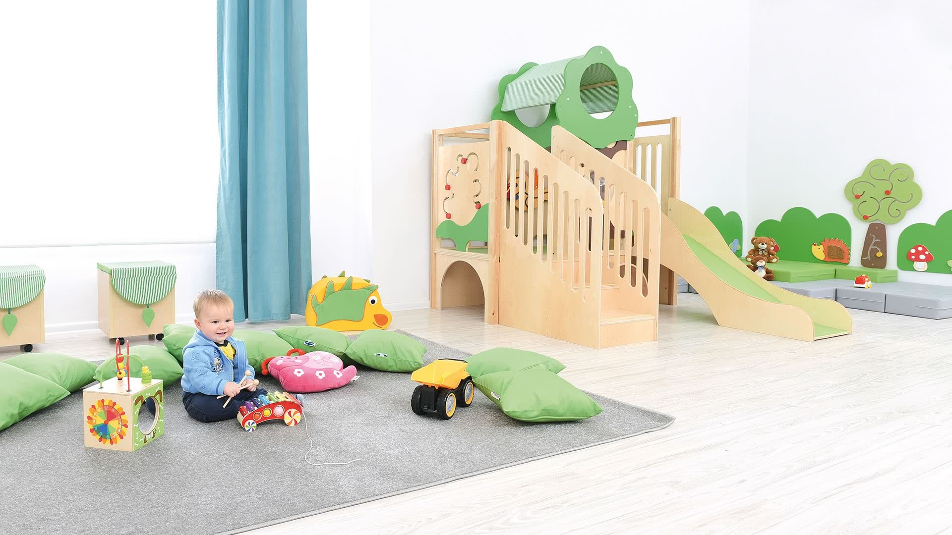Meuble De Rangement Pour Garderie kidea international - créateur d'espaces enfants - kidea